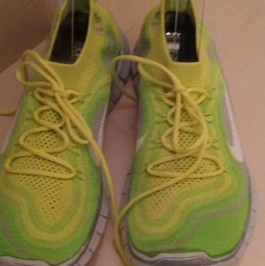 Nike sport shoes, size 9.5